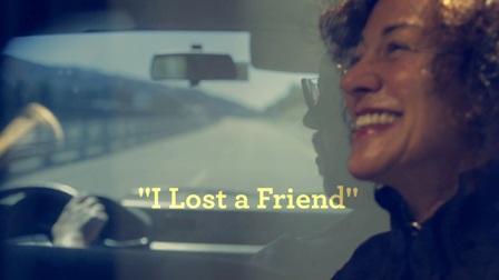 """I Lost a Friend"" Maria Joao"