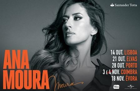 Ana Moura coliseu