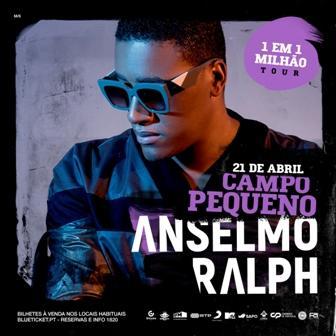 Anselmo Ralph 21 de Abril