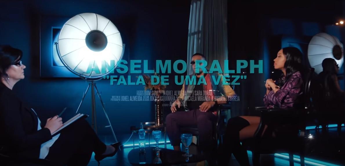 Anselmo Ralph fala duma vez