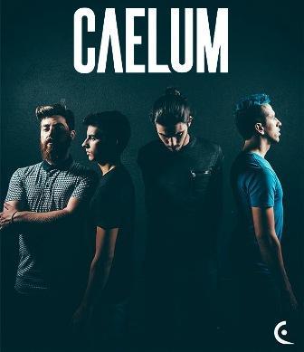 CAELUM, O novo nome da banda de space rock CAELUM'S EDGE