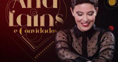 Ana Laíns celebra 20 anos de carreira no Salão Preto e Prata do Casino Estoril