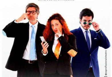 """""""Os Profissionais"""" no Casino Estoril em noite de stand-up comedy"""