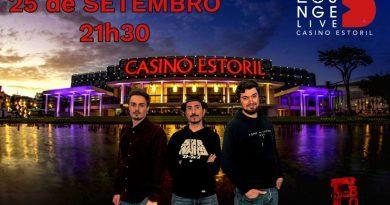 Banda FBO apresenta êxitos no Lounge D do Casino Estoril