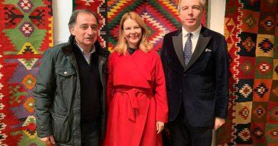 Diretor Artístico da FBAC distinguido pelo Instituto Cultural Romeno em Lisboa