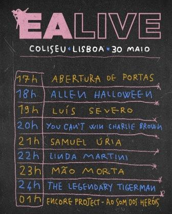 EA LIVE Lisboa