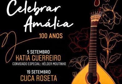 Katia Guerreiro e Cuca Roseta | Celebrar Amália 100 anos | Arena D'Almeirim