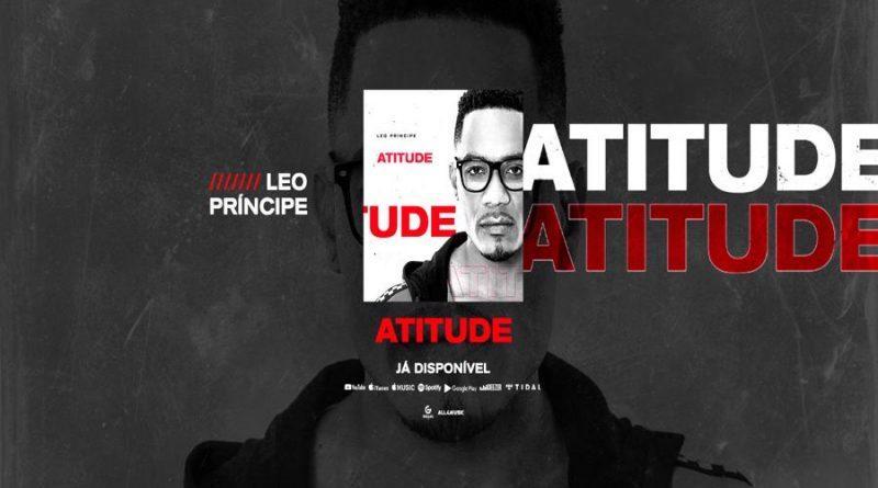 """""""Atitude"""" no novo EP de Leo Príncipe"""