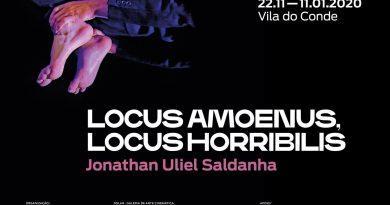 """Inauguração Exposição """"Locus Amoenus, Locus Horribilis""""de Jonathan Uliel Saldanha, na Solar com live act"""