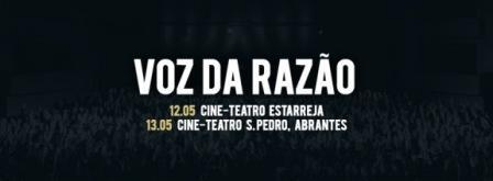 Luís Franco-Bastos Tour VOZ DA RAZÃO