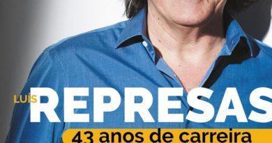 LUÍS REPRESAS – CONCERTO ESPECIAL, DIA 23 DE NOVEMBRO NA CASA DA MÚSICA