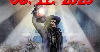 Moonspell: concerto Halloween 2.0 em Beja reagendado para 06 de novembro
