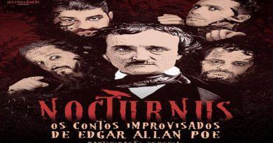 NOCTURNUS de regresso EDGAR ALLAN POE na Regaleira com os INSTANTÂNEOS