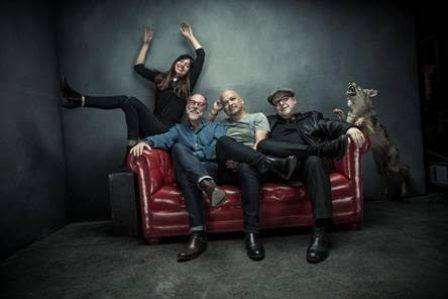 PIXIES anunciam novo álbum