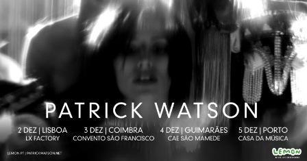 Patrick Watson tour