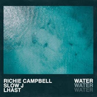 RICHIE CAMPBELL water