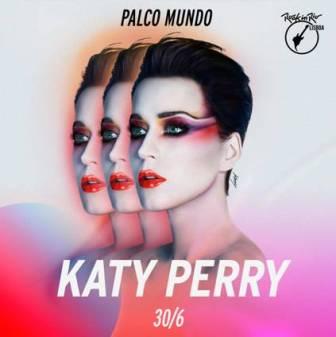 ROCK IN RIO 2018 Katy Perry