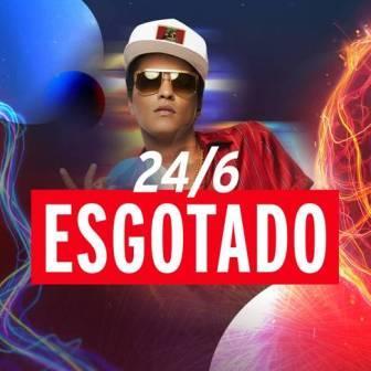 ROCK IN RIO-LISBOA Bruno Mars