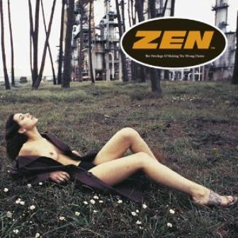Reedição do 1.º disco dos ZEN