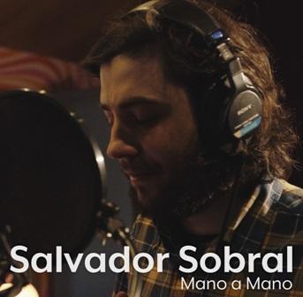 Salvador Sobral mano a mano