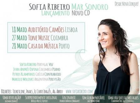 Sofia Ribeiro apresenta