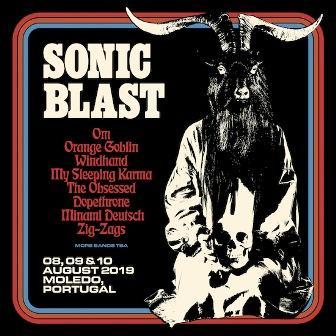 Sonic Blast'19 Festival passa a 3 dias