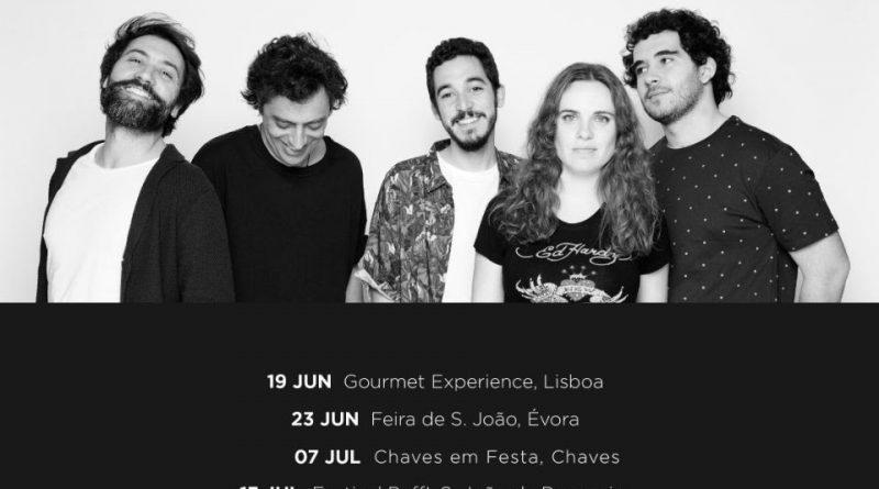 The Happy Mess anunciam novas datas para o verão
