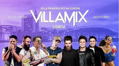 VillaMix Lisboa 2018