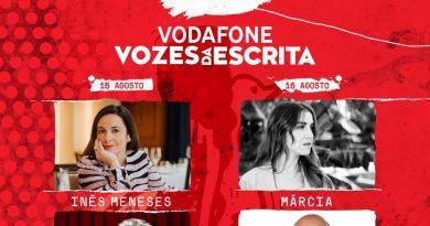 Vodafone Vozes da Escrita