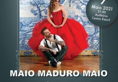 Duetos Crossover esta sexta feira no Casino Estoril